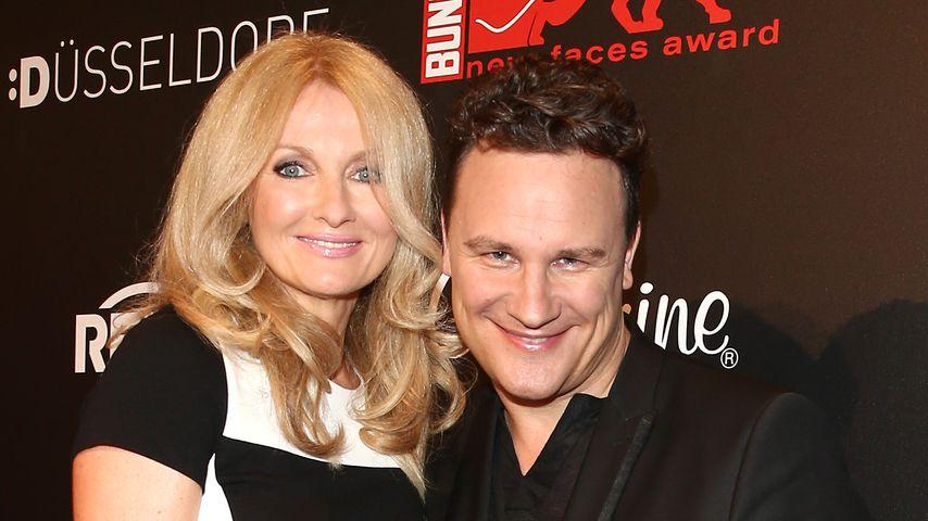 Frauke Ludowig und Guido Maria Kretschmer, deutsche TV-Stars