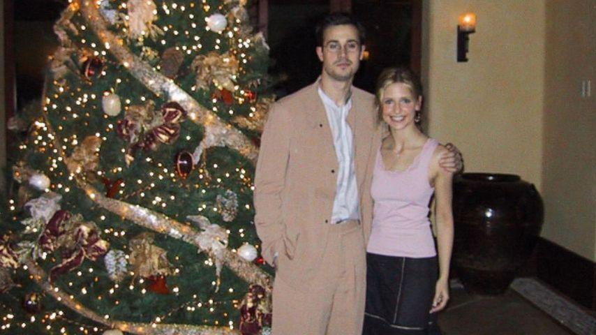 Freddie Prinze Jr. und Sarah Michelle Gellar