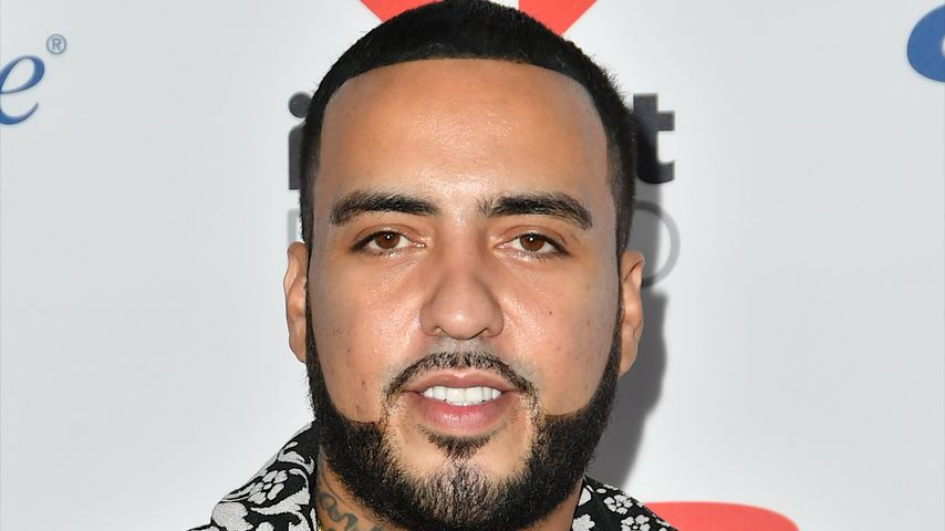 French Montana beim iHeartRadio Music Festival in Las Vegas