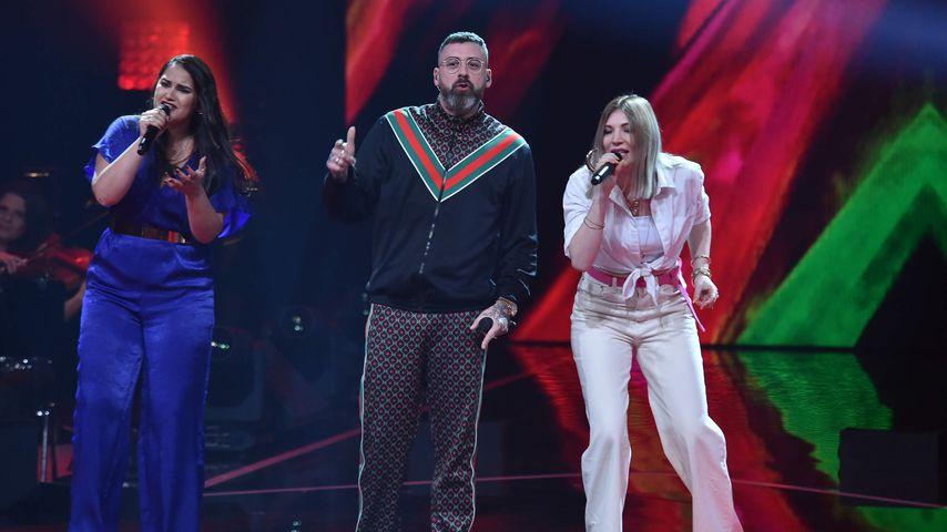 """Freschta Akbarzada, Sido und Larissa Pitzen im """"The Voice of Germany""""-Halbfinale"""