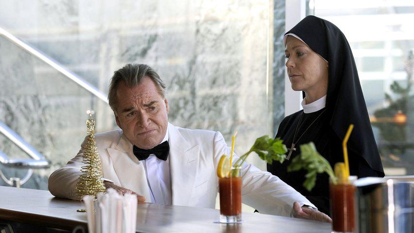 Fritz Wepper und Janina Hartwig, Schauspieler