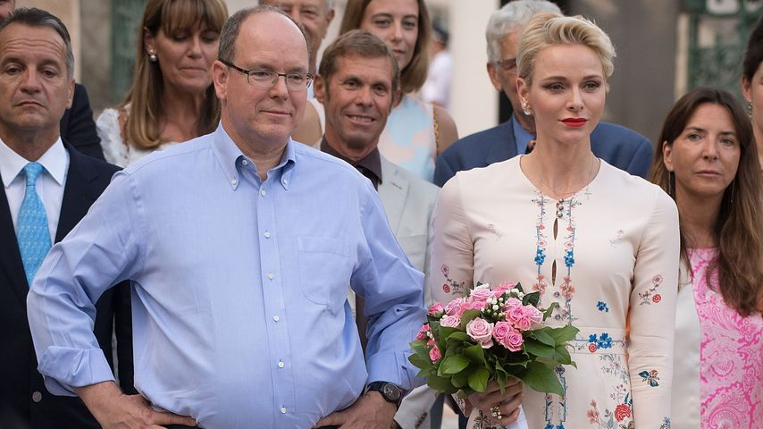Familienausflug: So groß ist Prinz Jacques von Monaco schon