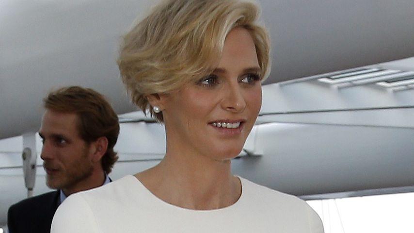 Darum wählte Fürstin Charlène die Baby-Namen