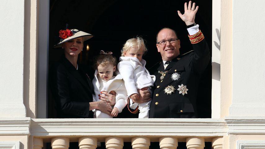 Nationalfeiertag in Monaco: Jacques & Gabriella feiern mit!