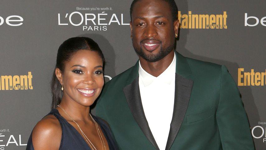 Wow! Gabrielle Union heiratet in Mega-Traumschloss