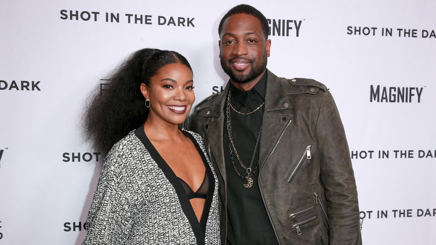 Wow! Gabrielle Union heiratet in Mega-Traumschloss