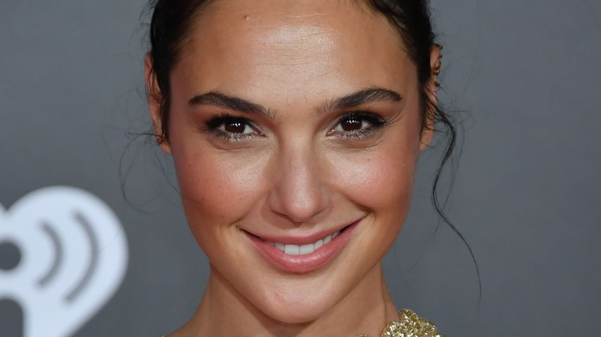"Gal Gadot bei der Premiere von ""Justice League"" in Hollywood"