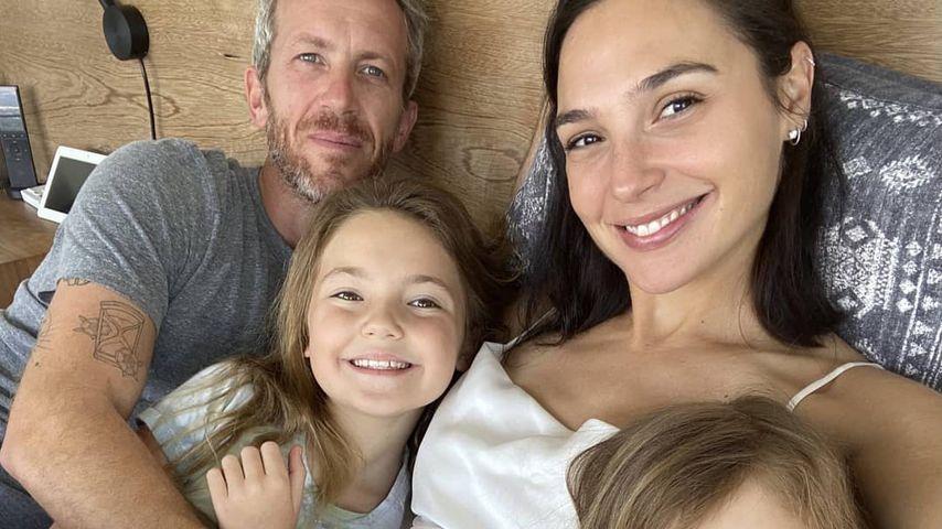 """""""Wonder Woman""""-Star Gal Gadot erwartet ihr drittes Kind!"""