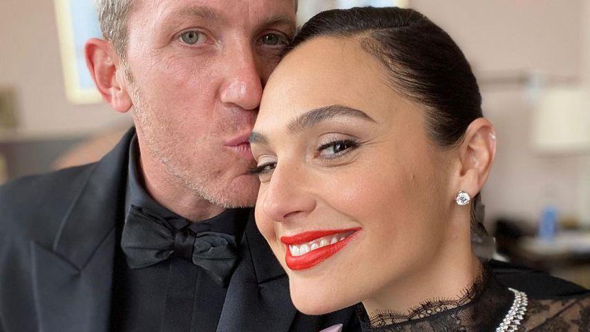 Schauspielerin Gal Gadot und ihr Ehemann Jaron Varsano