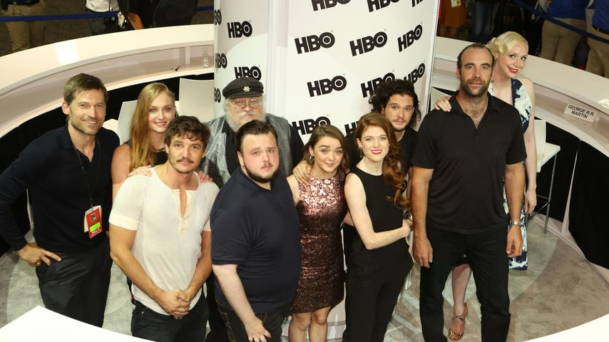 """Game of Thrones""-Schauspieler auf der Comic-Con 2014 in San Diego"