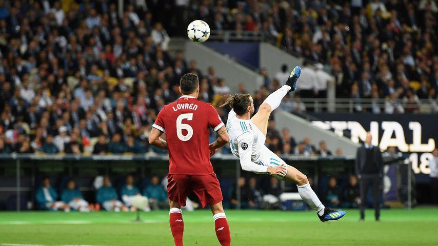 Im Visier der Drogen-Gang? Polizei schützt Real-Kicker Bale
