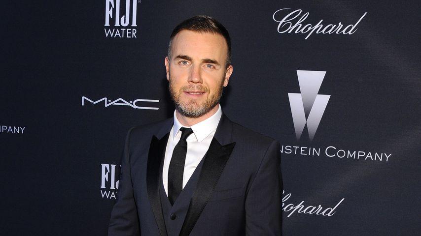 Mit einem Spice Girl: Gary Barlow schlägt Supergroup vor
