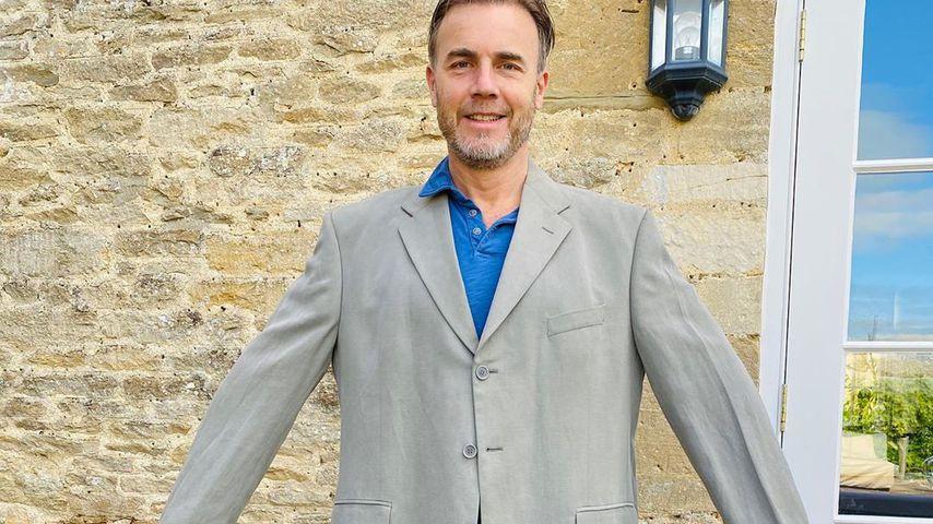 Gary Barlow im Mai 2020