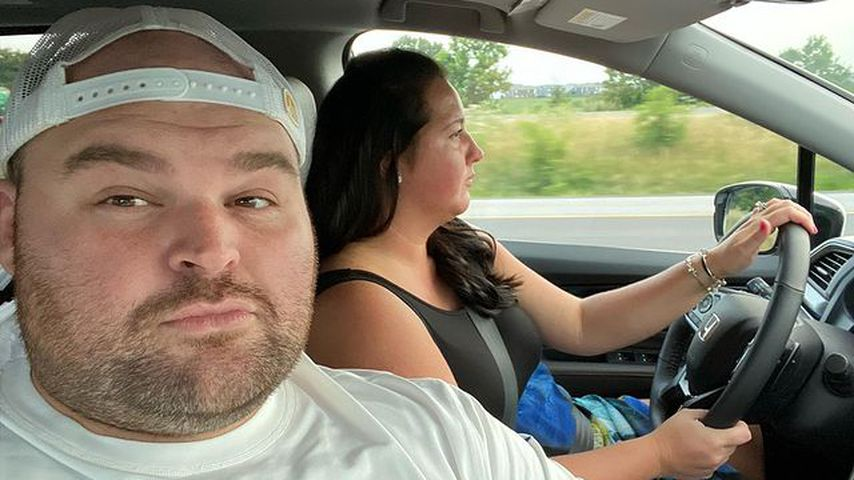 Gary Shirley und seine Frau Kristina
