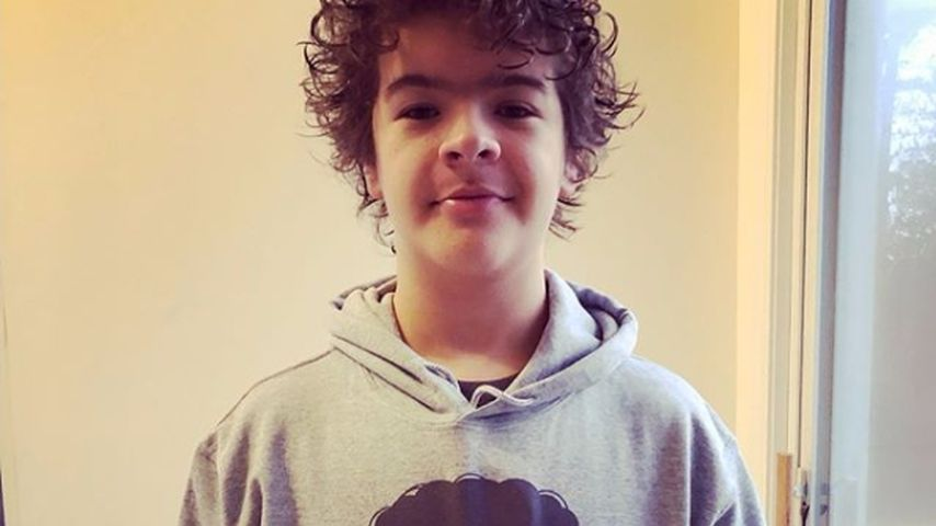 "Mit eigenem Smiley-Hoodie: ""Stranger Things""-Star wird Kult!"