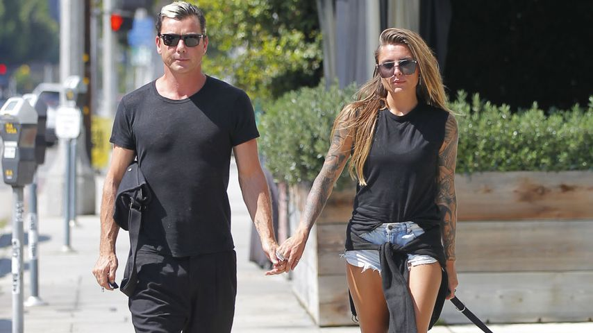 Sophia Thomalla & Gavin Rossdale: Kuss-Video auf Instagram!