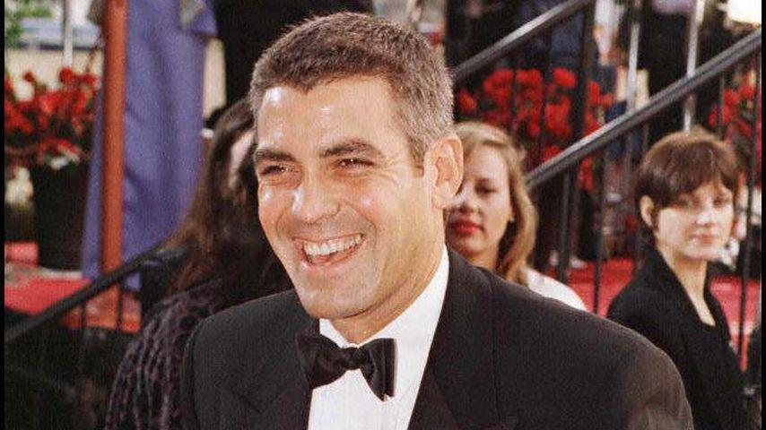 George Clooney bei den Golden Globes 1997