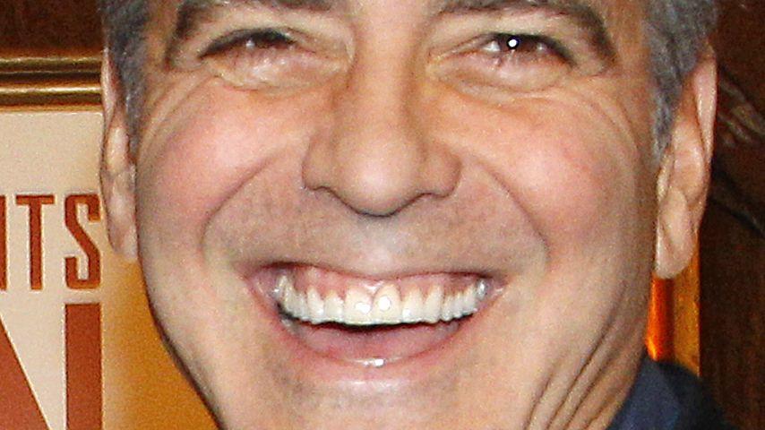 George Clooney freut sich: Ich heirate mich hoch!
