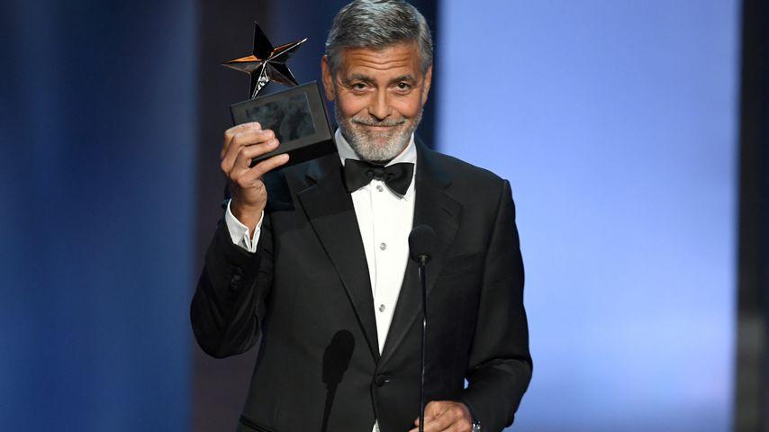 """""""Ein Abenteuer"""": George Clooneys erste Worte zu Zwillingen"""