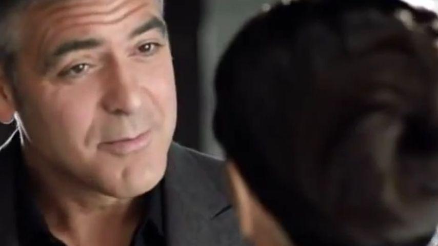 Werbe-King Clooney: Zwei Mio. Dollar pro Sekunde!