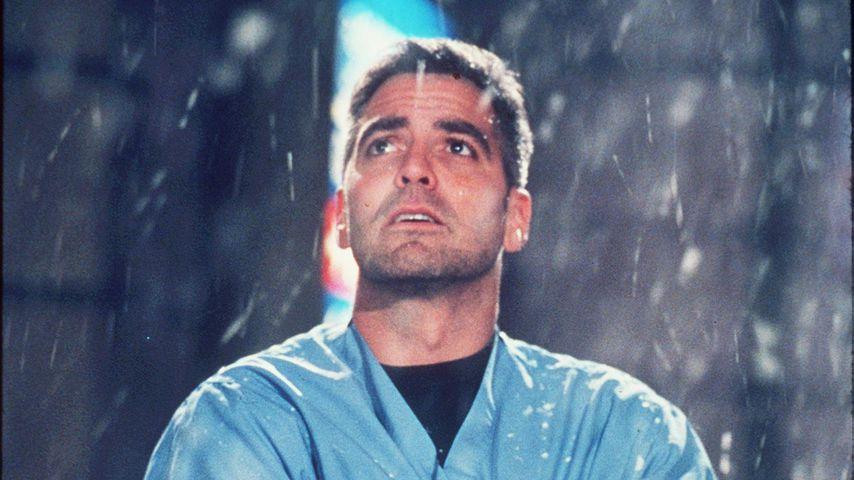 """George Clooney in """"Emergency Room"""""""