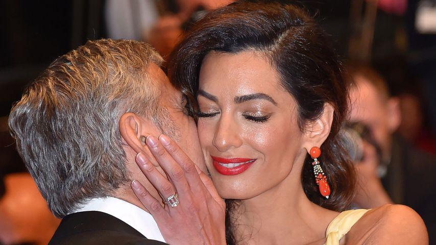 George und Amal Clooney, 2016