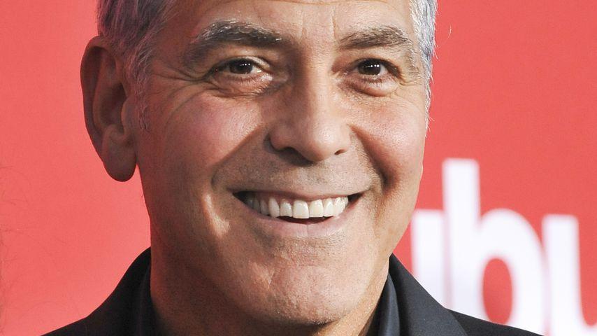 Zehn Tage nach Unfall: George Clooney arbeitet schon wieder