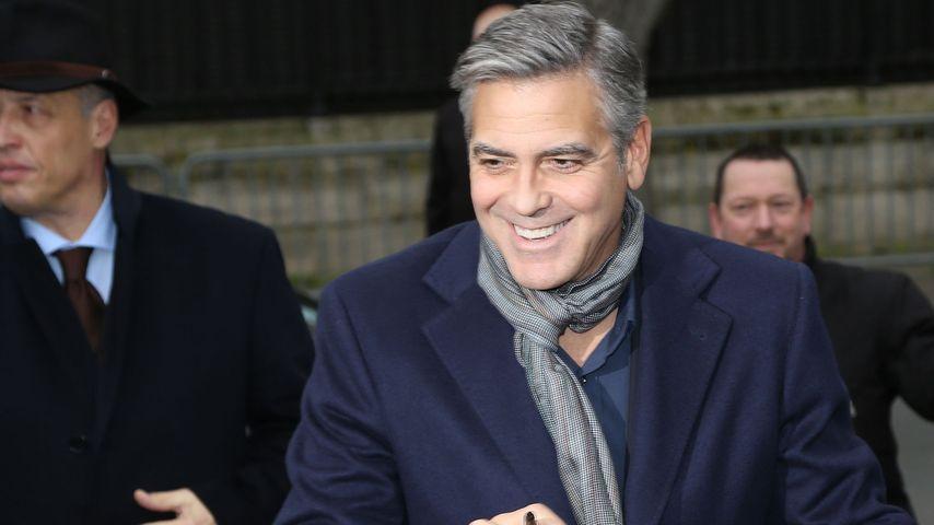 Unglaublich! Ist George Clooney verlobt?