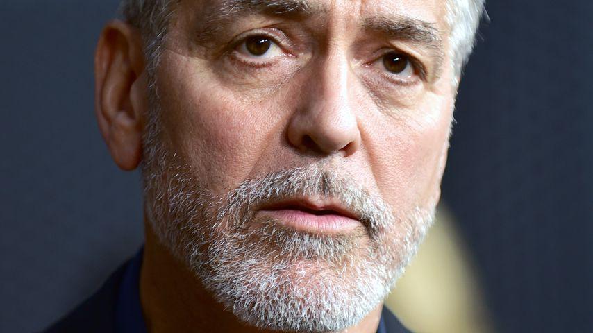 George Clooney ist um die Sicherheit seiner Familie besorgt