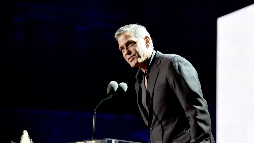 George Clooney bei einer Veranstaltung