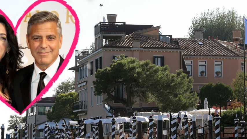 Für Clooney-Hochzeit: Venedig wird dicht gemacht!