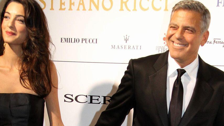 George Clooney: Hochzeit-Details bleiben geheim