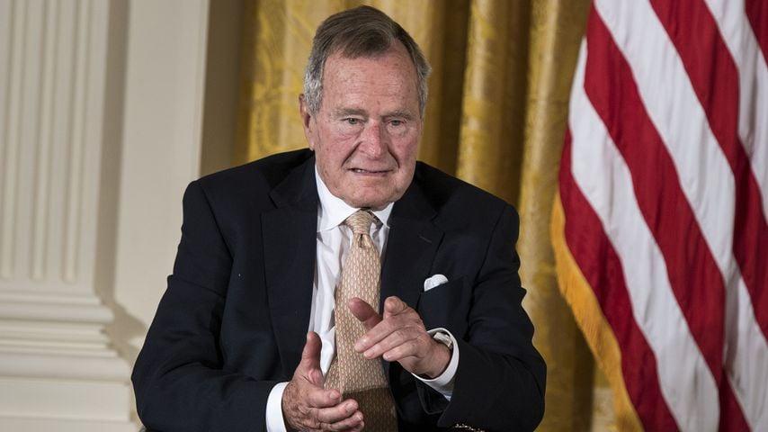 US-Präsident Bush Sr.: Auch gegen ihn Belästigungs-Vorwürfe!