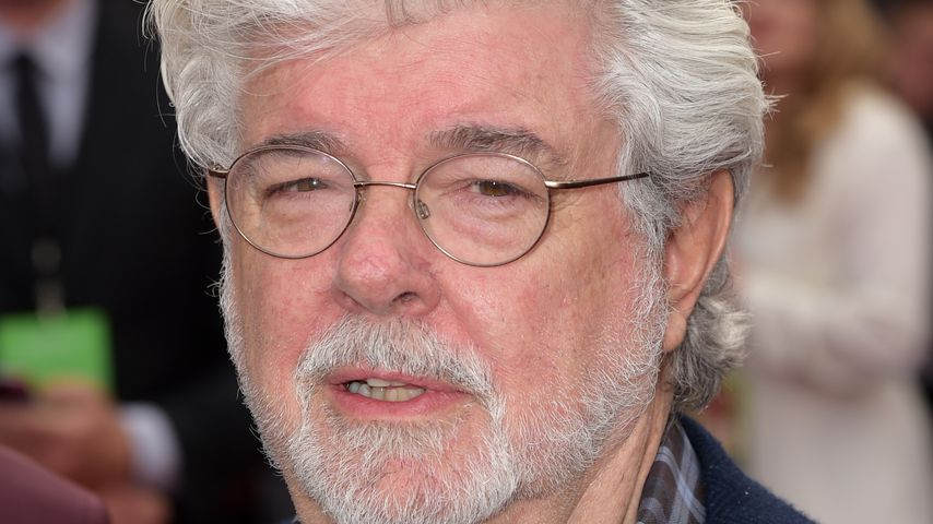 "George Lucas bei der Premiere von ""Solo: A Star Wars Story"" in Hollywood"