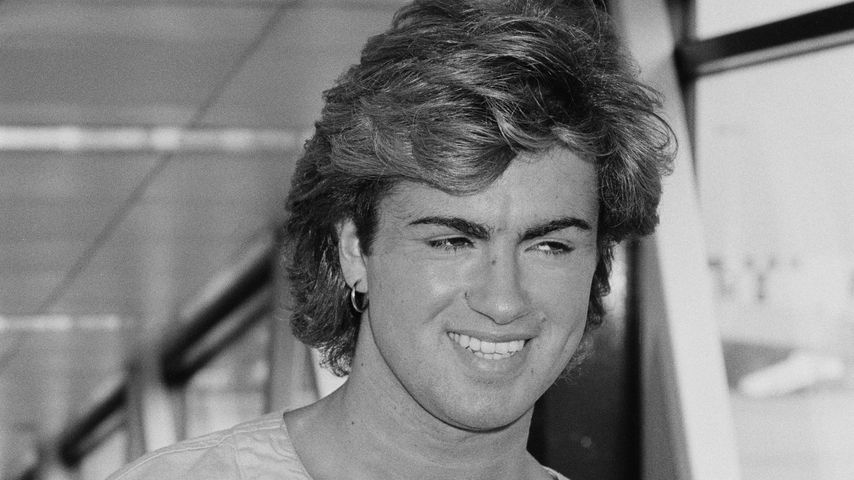 George Michael im August 1984