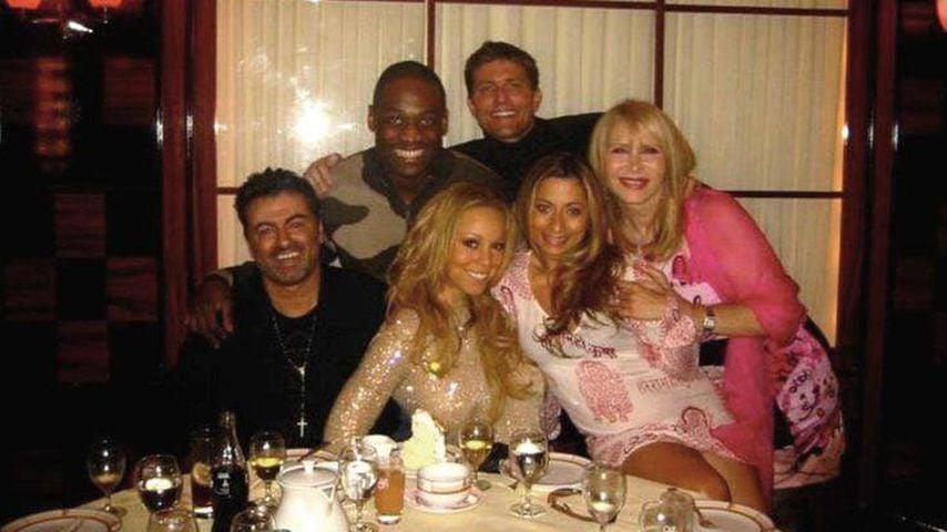 Wegen George Michael: Mariah Carey hört nicht auf zu weinen!