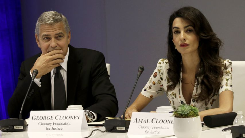 Amal & George Clooney: Kinderzimmer für 1 Million Dollar?