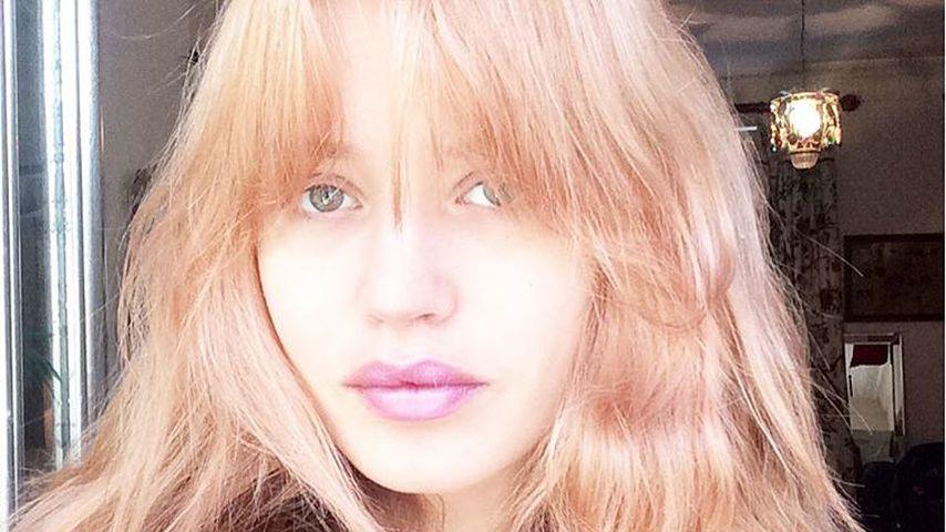 Blorange?! Georgia May Jagger präsentiert DEN Hairstyle 2017