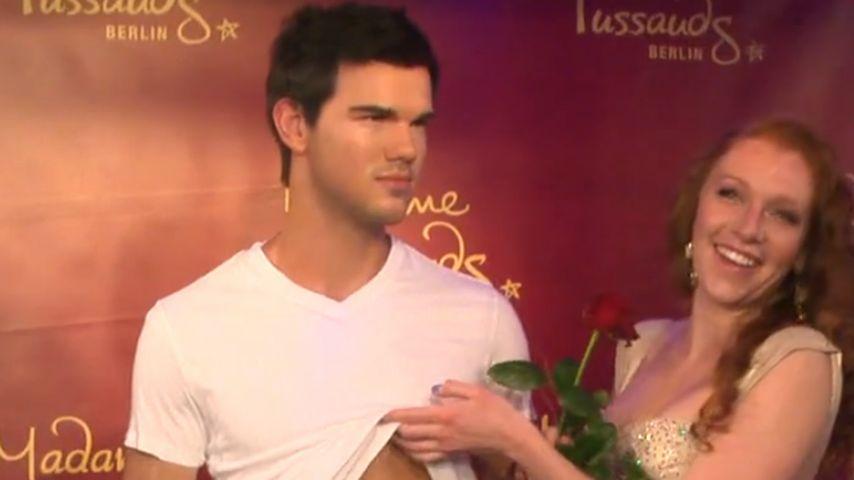 Georgina Fleur: Mit Taylor Lautner auf Tuchfühlung