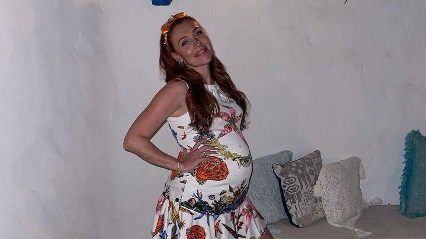 Georgina Fleur im Juli 2021