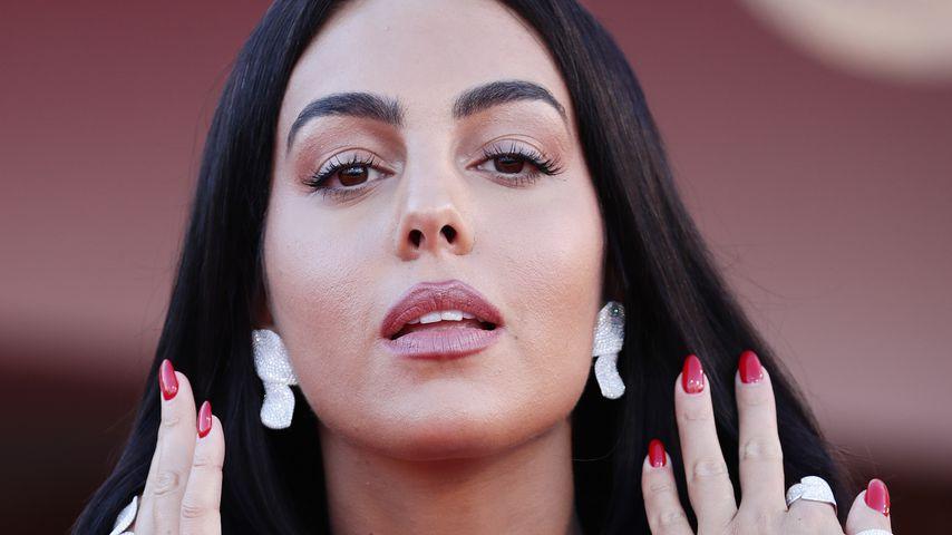 Georgina Rodriguez bei den 78. Internationalen Filmfestspielen von Venedig 2021