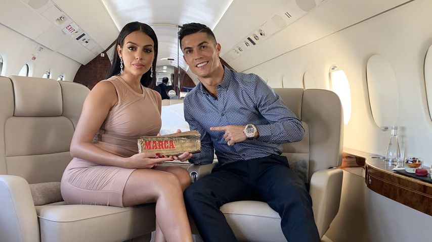 Wird Cristiano Ronaldo schon bald seine Georgina heiraten?