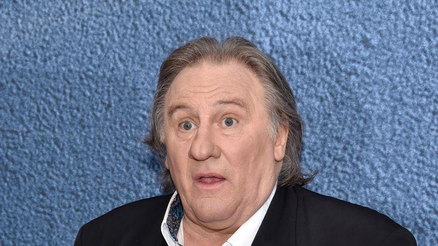 Gérard Depardieu im Mai 2016