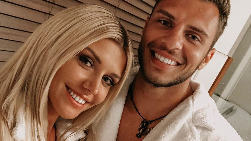 Gerda Lewis und Tim Stammberger nach dem Bachelorette-Date