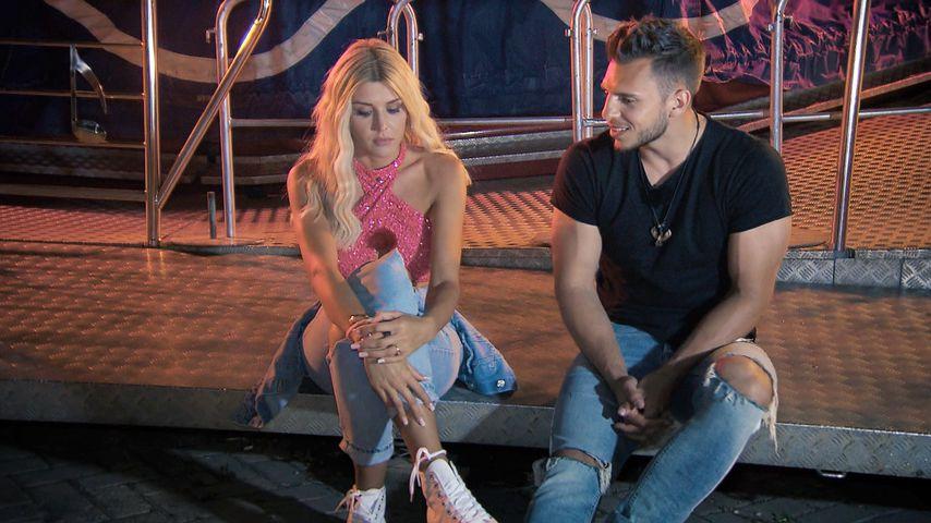 Nicht im TV gezeigt: Gerda hielt Bachelorette-Tims Hand