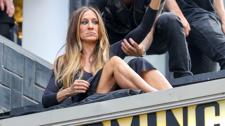 Gesichtsentgleisung: Was ist bei Sarah Jessica Parker los?