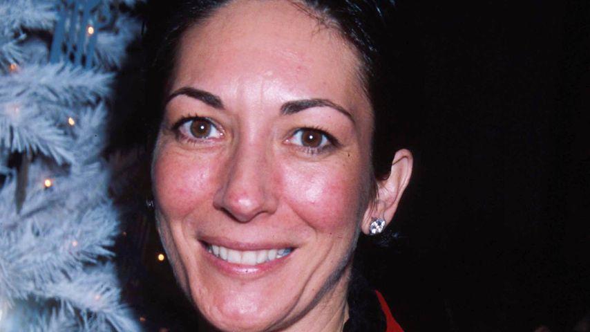Ghislaine Maxwell, britisch-amerikanisch-französische Geschäftsfrau