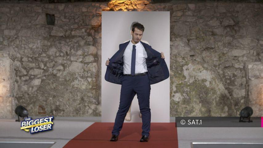 """Gianluca bei """"The Biggest Loser"""""""