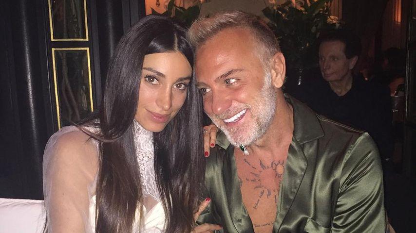 Gianluca Vacchi und seine Freundin Giorgia