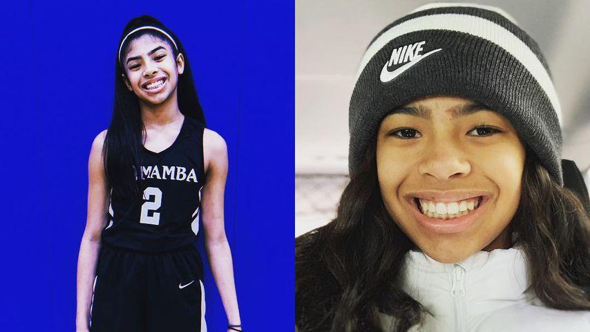 Gianna Bryant, Tochter von Kobe Bryant